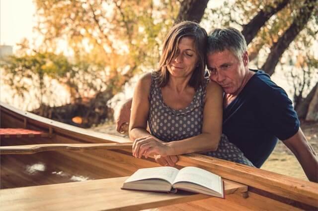 Trauerbewältigung mit einem Buch